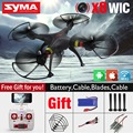 SYMA X8W FPV RC Quadcopter Drone with WIFI Camera 2 4G 6Axis Dron SYMA X8C 2MP