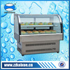 Stainless steel counter top cake showcase