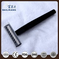 disposable safety razor for twin blades imported stainless steel