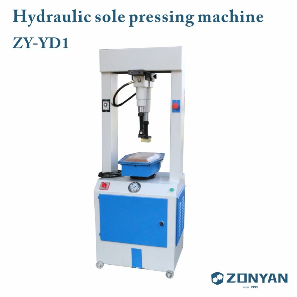Hydraulic sole pressing machine Easily operation Hydraulic sole attaching pressing shoe making machine shoes machine