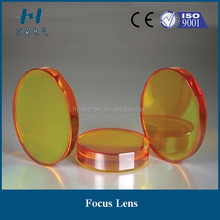 ZnSe Focal Lens 20mm Dia for 10.6um 10600nm CO2 Laser Engraving Focus 101.6mm FL