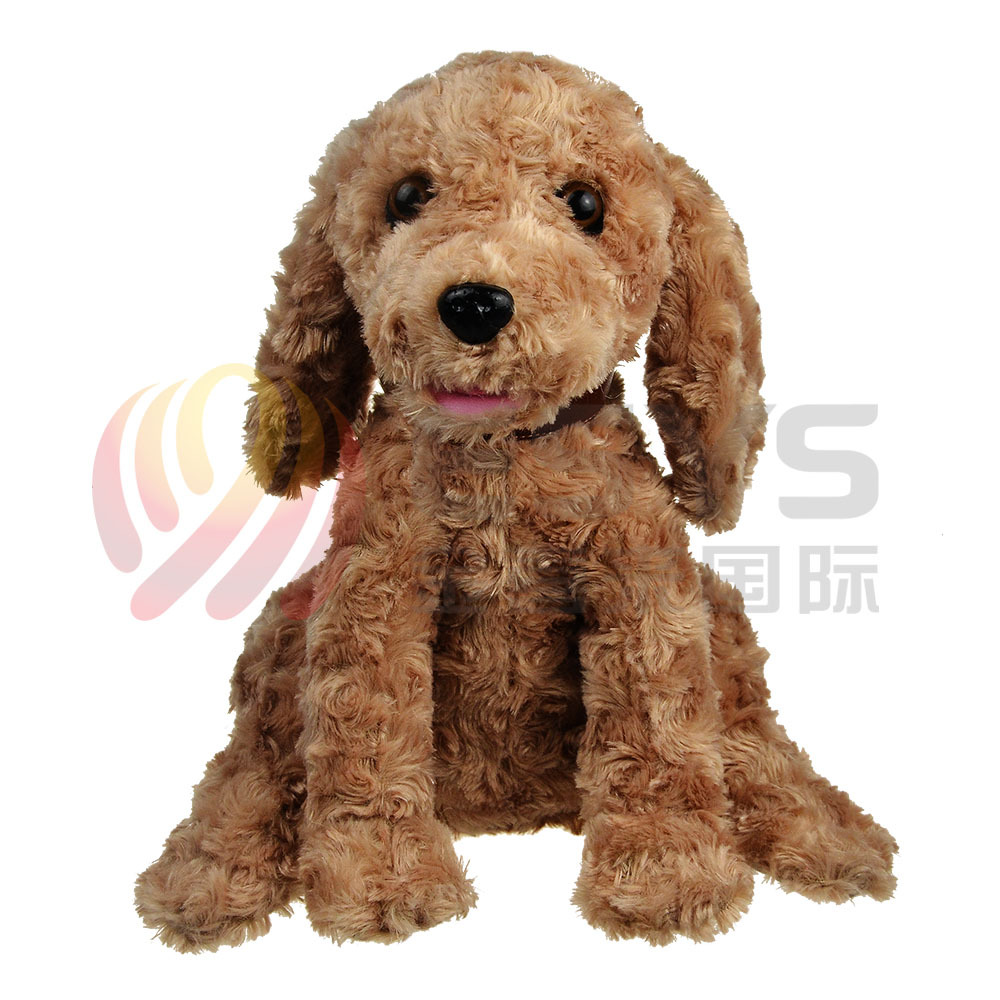 Interactive Intelligence Talking Dog Toys,Battery Operated ...