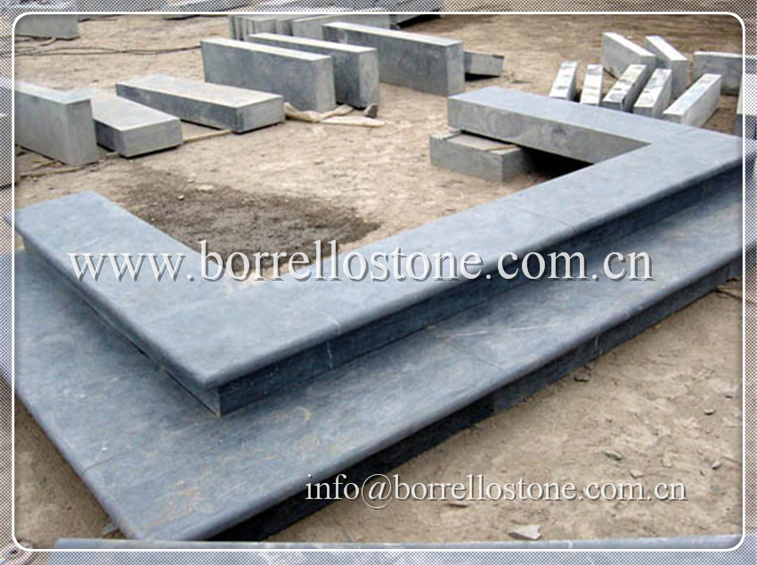 Delightful Blue Limestone Outdoor Steps, Blue Limestone Outdoor Steps Suppliers And  Manufacturers At Alibaba.com