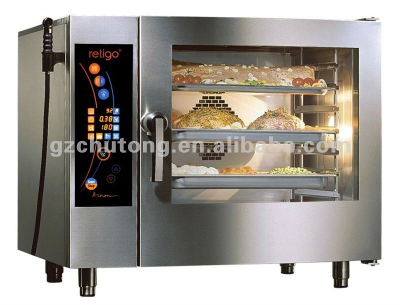 Electric Multifunctional Oven/ Electric Combi steamer B623i