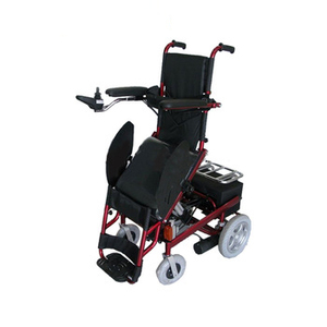 THR-FP129 Adjustable Foldable electric stand up medical wheelchairs
