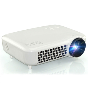 Low Cost Projector 3000 Ansi Lumens Digital Overhead Full HD 3D LED Projector