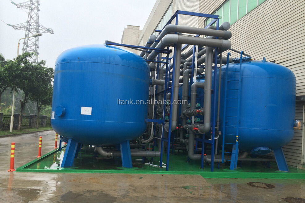 Industrial Sand Filter Activated Carbon Filter Industria Filter ...
