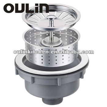 kitchen sink strainer(ol-140) - buy kitchen sink strainer,kitchen