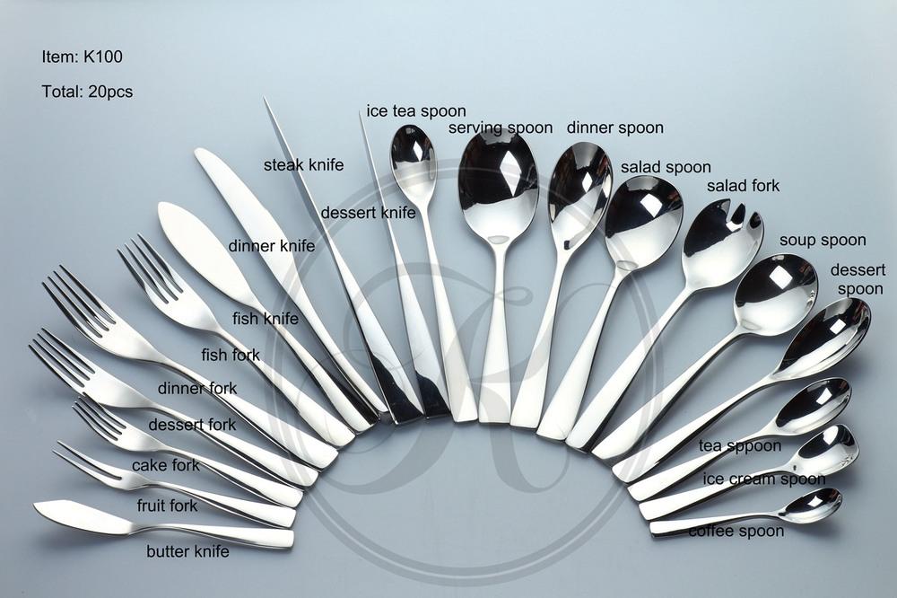 Copper silverware brass dinner set cutlery buy