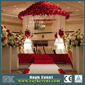 indian wedding mandap design roman wedding tent pipe and drape decoration & Indian Wedding Mandap Design Roman Wedding Tent Pipe And Drape ...