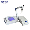 Touch screen ion concentration analysis Water quality tester