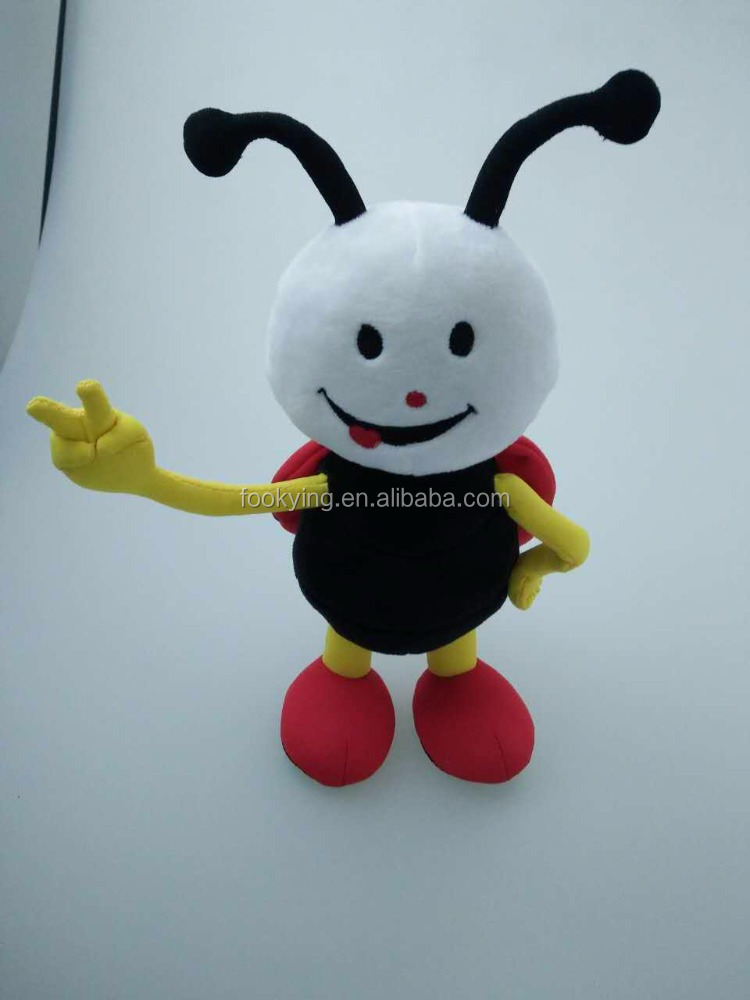 ICTI Factory Bee Plush Stuffed Toys
