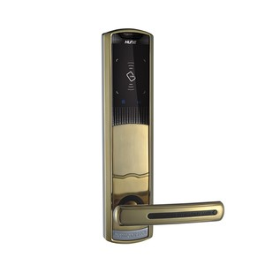 HUNE hotel rf card lock for hotel,home,school,residential district,apartment
