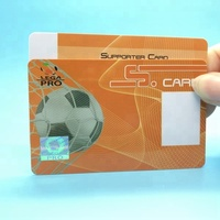 Variable Data Printing NFC NTAG 213 RFID Business Card
