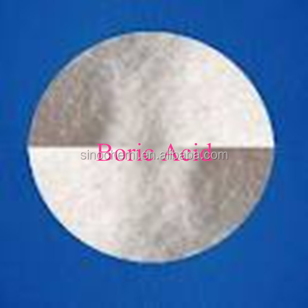 china good quality boric acid price for agriculture and industry