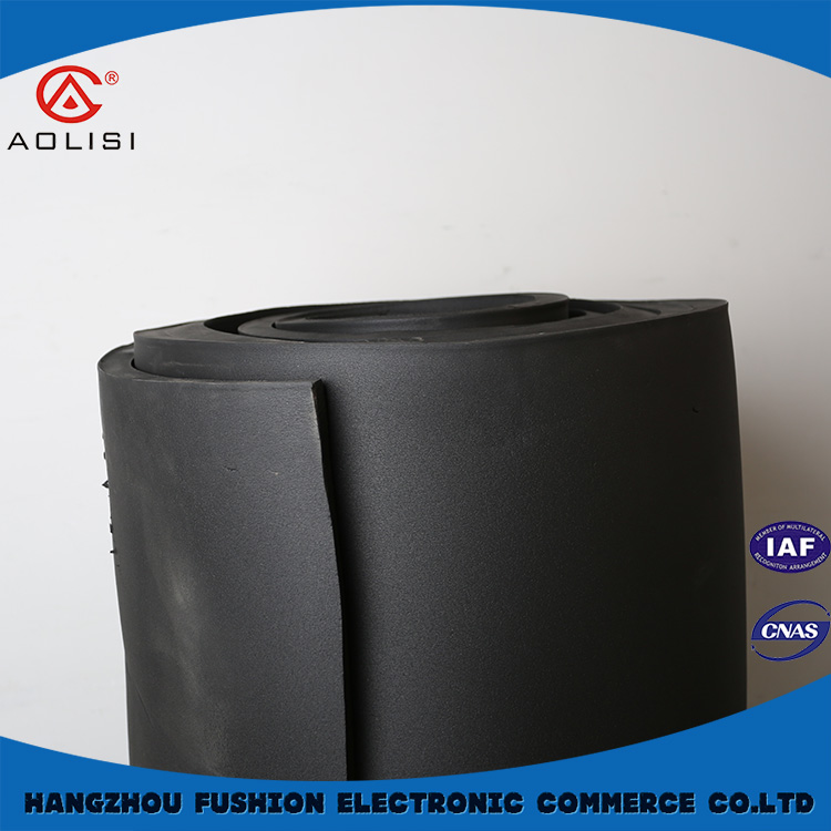 Wholesale high quality sound proof nbr/pvc foam rubber sheet
