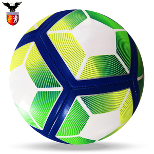 12 Panels Custom Size 5 Soccer Ball World Cup Promotional football soccer ball