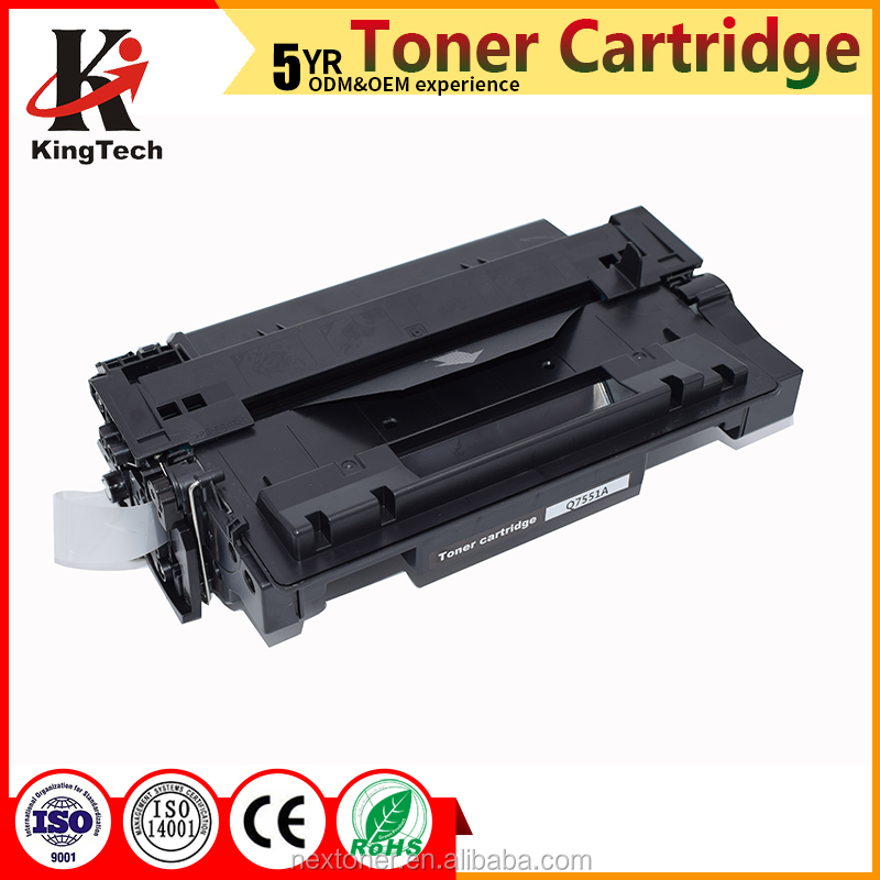 Compatible Toner Cartridge Q7551A for HP LaserJet P3005