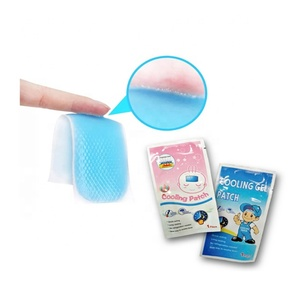 Manufactory of 8-10 hours baby Cooling Gel Patch reducing/relief fever and headache-exporting Japan