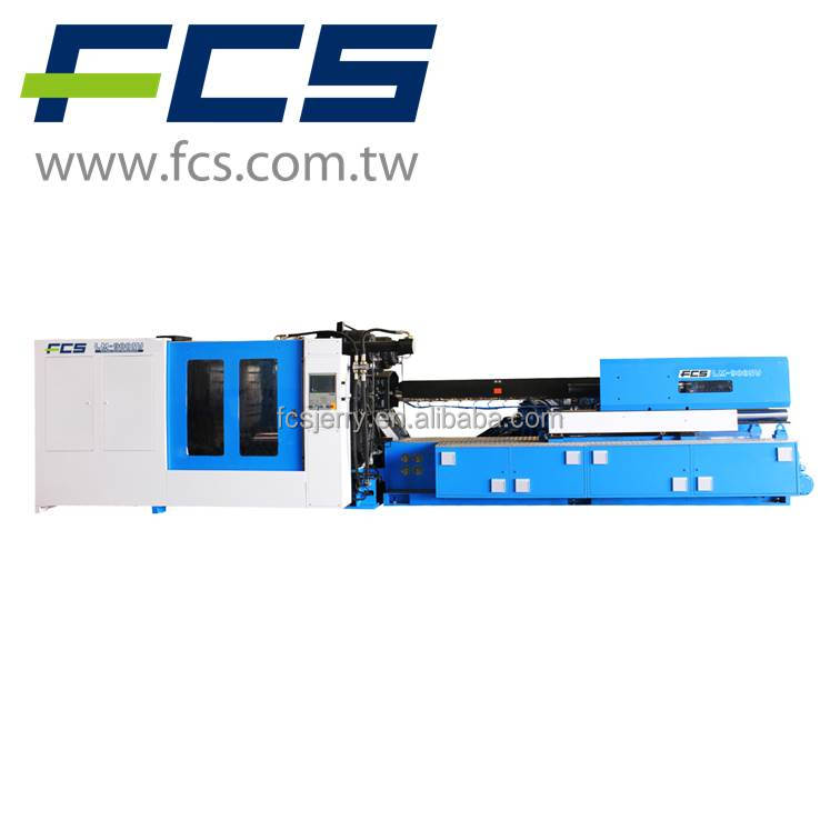 FCS PS/PC/PMMA/PP Giant Type Two-Platen Hydra-Mech plastic injection molding machine