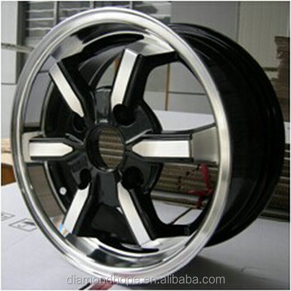 car cheap rims and tires 195/50r15 made in china hot sale all over the world(ZW-P087)