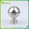 2016 best selling curtain rod ball finial / curtain rod end & finial