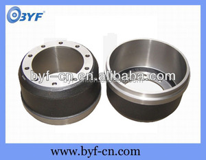 High quality brake drum for heavy duty truck trailer