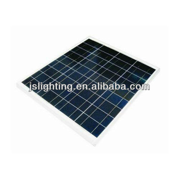 high efficiency 60 watt solar panel for civil use
