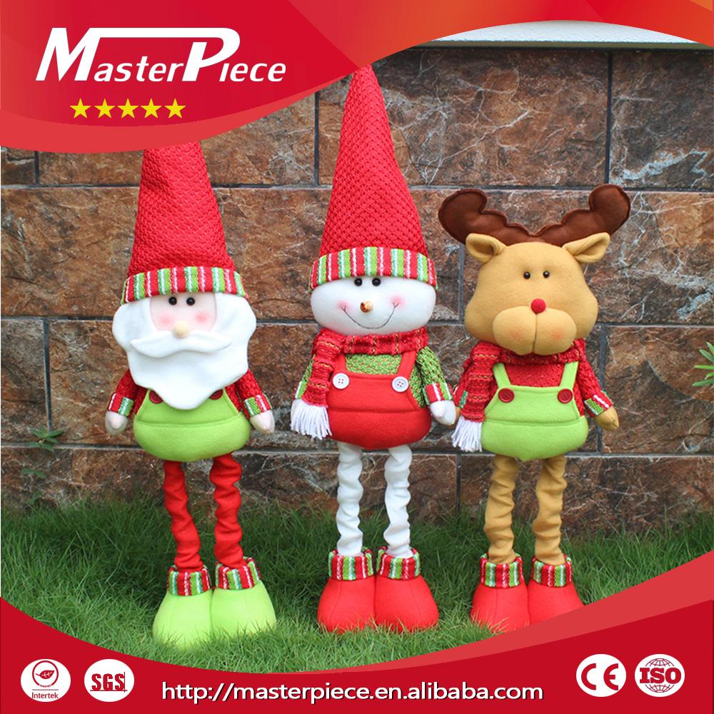 Venta Al Por Mayor Manualidades Para Navidad Con Fieltro Compre  ~ Manualidades De Fieltro De Navidad