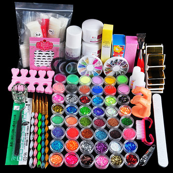 Acrylic Nail Kit Professional