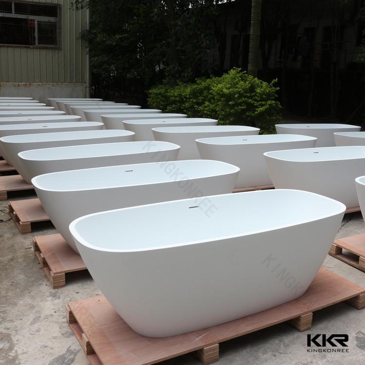KKR Stone Resin Bath,bathing Tubs,overflow Bathtub