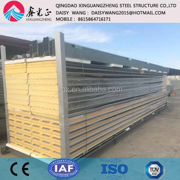 pre engineered steel building for rice pellet line