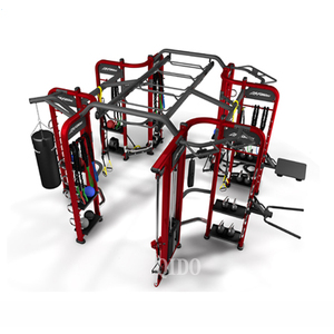Qido Commercial Home Use 360 Multi Station Funtion Rack Gym Equipment