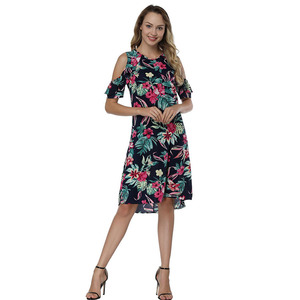 7bbd44268bb Fashion Frill Dress, Fashion Frill Dress Suppliers and Manufacturers ...
