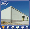 Building Supplies Clear Span Cheap Prefab Structure Warehouse