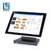 CT-1500 factory 15 inch capacitive touch panel monitor/15 inch capacitive touch screen