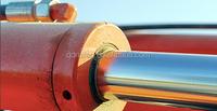 Hyva type Hydraulic cylinder for dump truck/double acting high quality telescopic hydraul, Hydraulic RAM, Tie Rod Hydraul