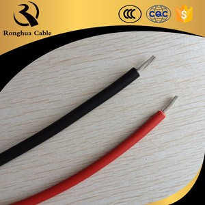 0.3,0.5,0.75,1.0,1.5,2.5mm VDE H05S-K silicone rubber cable