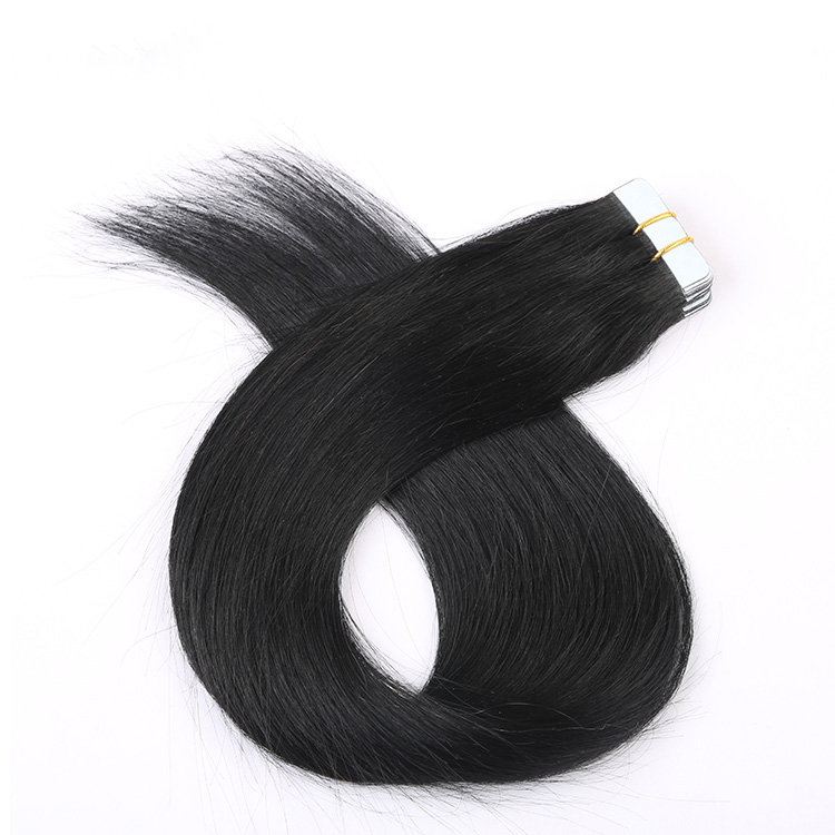 Ali Express Hot Sale Skin Weft Hair, 20Pcs/Lot, Brazilian Human Hair Extension
