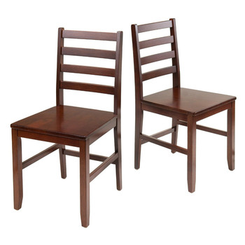 Wooden Chair Designs 2 Piece Ladder Back Chairs For Restaurant Solid Wood