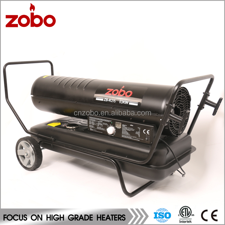 Outdoor corona portable radiant kerosene heaters