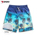 Fashion Pocket Quick Dry Breathable Swimming Swim Fabric Shorts Polyester 4 Way Stretch Board Short Spandex
