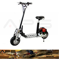 49cc 2-Stroke Mini Gas Scooter,Gasoline Scooter CE Approved