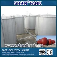 ISO&CE Certified Diesel Fuel Storage Tank Price For Sale, Steel Tank For Edible Oil, Diesel, Crude Oil