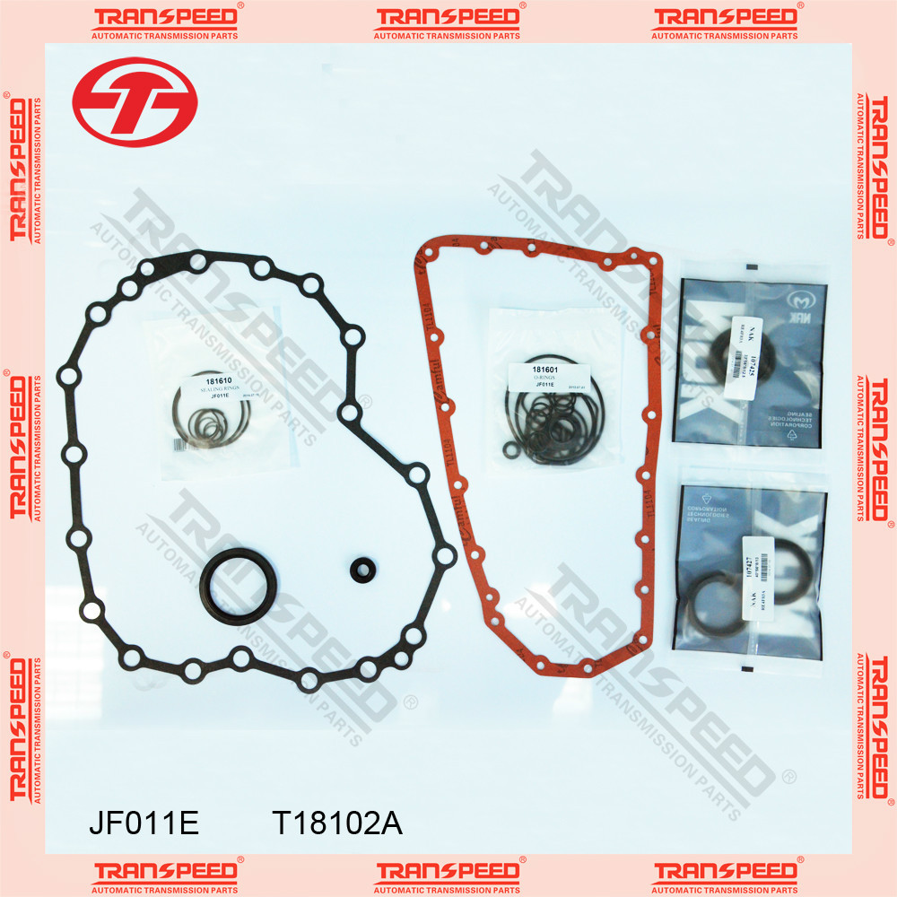 Automatic Transmission Jf011e Overhaul Kit,Re0f10e Seal Kit For Nissan Cvt  Transmission - Buy Jf011e Overhaul Kit,Cvt Transmission,Re0f10e Seal Kit