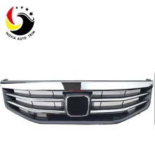 Front chrome oberen kühlergrill 71121-T2J-H01 grill für <span class=keywords><strong>Honda</strong></span> <span class=keywords><strong>Accord</strong></span> 8th 2011 <span class=keywords><strong>2012</strong></span>