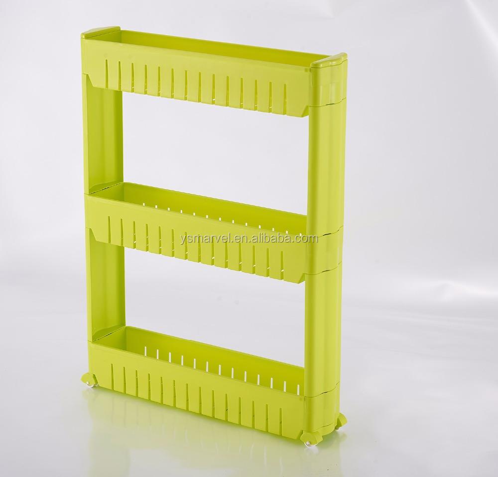 Plastic Kitchen Shelf, Plastic Kitchen Shelf Suppliers and ...