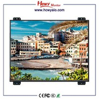 16:9 12 inch Capacitive Touch Open Frame Touch Screen LCD Monitor With Best Quality