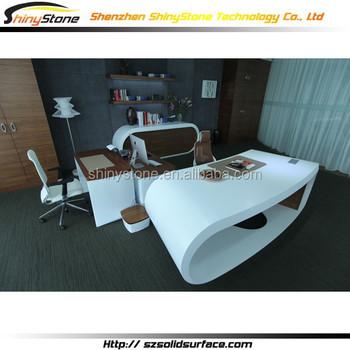 Encanto Único Diseño Mármol Artificial/superficie Sólida Muebles De ...