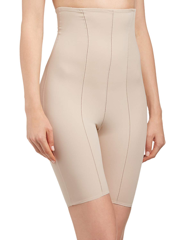 Naturana Women's Long Leg Panty Girdle 0060